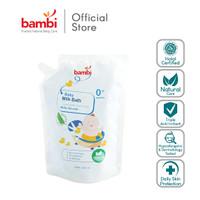 Bambi Baby Milk Bath (Refill) 450ml