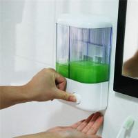 Dispenser Tempat Sabun Cair Double 2 Tabung