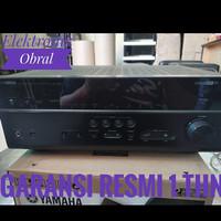 Yamaha AV RECEIVER RXV-683 ,RXV683 EX DISPLAY BERGARANSI