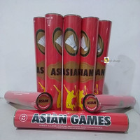 ORIGINAL SPESIAL ASIAN GAMES SHUTTLECOCK COCK BADMINTON
