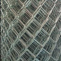 Kawat harmonika galvanis tebal 3,4 mm BWG 10 lubang 5 cm tinggi 1 M