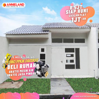 Rumah Subsidi Minimalis Di Tangerang