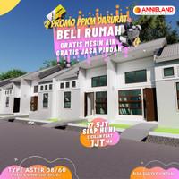 Booking Fee Tipe Aster Blok Q3A-12A Annieland Balaraja Cisoka