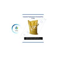 PAC / Polyaluminium Chloride 25 Kg - Industrial Grade