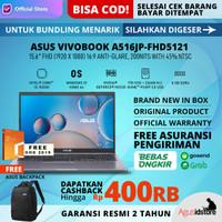 Asus A516JP Core i5-1035G1 MX330 8GB 1TB + 256GB SSD 15.6 FHD WIN10 - NON Bundle