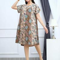 baju tidur wanita dingin nyaman daster rayon umbrella high quality