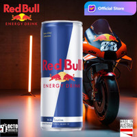 Import Redbull Red Bull Kaleng Can 250ml Energy Drink