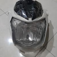 batok lampu depan vixion new 2013 reflektor vixion new putih
