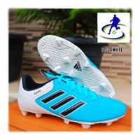 sepatu bola adidas copa mundial New Dewasa warna stabilo green Murah - Biru Tosca, 39