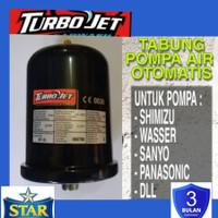 Pressure tank Tangki Tabung pompa air SANYO ph 137 ac 125 dab dea
