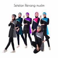 baju renang /muslimah/dewasa/wanita/remaja