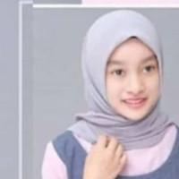 Anak Baju Anak Usia 12-15 tahun Anna Pakaian Muslim Tanggung Perempuan