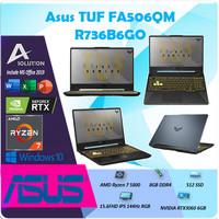 Asus TUF FA506QM R736B6GO Ryzen7 5800 8GB 512ssd RTX3060 6GB 144Hz IPS