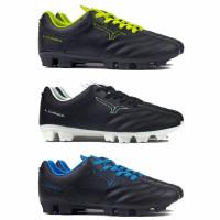 Sepatu Bola Calci Epic FG Original SC Green Black Blue