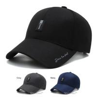 Topi Baseball DIVEN Hat Cap Casual Sports Distro Fashion Pria Wanita
