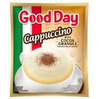 Good Day Kopi Cappuccino Bag (30 Sachet@25 Gram)