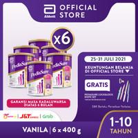 Pediasure Vanila 400 g (1-10 tahun) Susu Formula Pertumbuhan - 6 klg