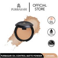 Purbasari Oil Control Matte Powder Caramel