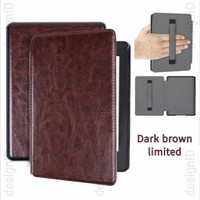 Leather kindle paperwhite 10th gen protective case smart cover kulit