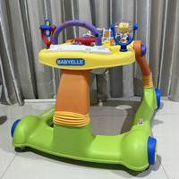 Baby walker babyelle second