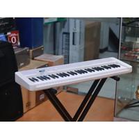 Casio CTS1 Keyboard 61 Key White - CTS 1 / CT-S1 / CT S1 Garansi Resmi