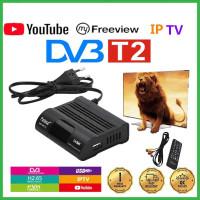 STB Pantesat Digital TV Tuner Set Top Box WiFi Receiver DVB-T2