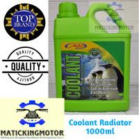 Air Radiator Coolant Mobil Motor Jumbo Auto AHM Honda - Auto-1ltr