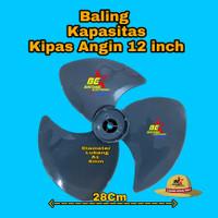 Baling Kipas Angin Panasonic KDK National 12 inch plastik