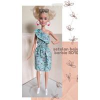 Setelan Baju Boneka Barbie Berbi Berbie - RD10