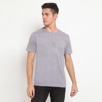 RBJ T-Shirt Basic Polos Pria (07) - Mix Warna