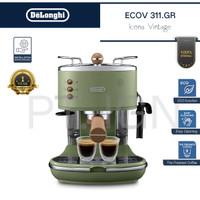 DeLonghi ECOV311.GR Coffee Maker Mesin Pembuat Kopi Espresso ECOV 311