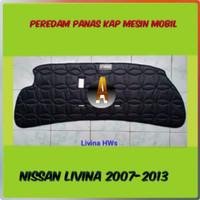 Nissan grand Livina HWS 2008- 2012 peredam panas kap mesin mobil