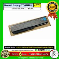 Baterai Laptop Toshiba L510 L515 L310 M300 M305 U400 U405 U405D PA3634
