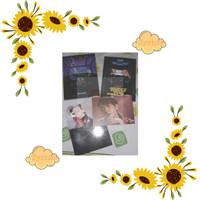 Album Exo Unsealed DFTF PB1 Baekhyun set