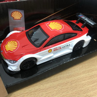 Diecast Shell Edition Bburago BMW M4 MOTORSPORT - Mainan Mobil