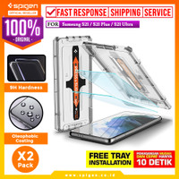 Tempered Glass Samsung Galaxy S21 Ultra Plus Spigen Glas tR EZ Fit