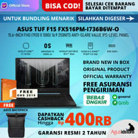 ASUS TUF Dash F15 FX516PM i7-11370H RTX 3060 144Hz 8GB 512GB SSD 15.6