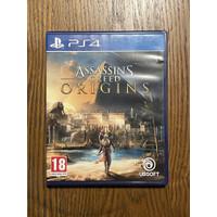 Assassin Creed Origins CD PS4