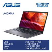 Laptop ASUS A409MA FHD-421 A409 MA Celeron garansi resmi