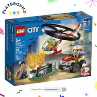 LEGO CITY - 60248 - Fire Helicopter Response