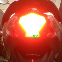 Lampu Led Rem Vario 125 Dan Vario 150 Kedip Dan Manteng Variasi Warna