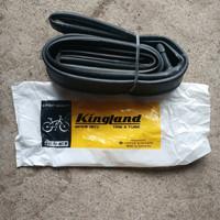 Ban Dalam Sepeda 26 x 1.75 / 26 x 175 / 26 x 2.00 / 26 x 200 Kingland