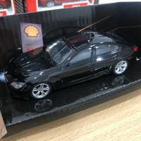 Diecast Shell Edition Bburago BMW M6 Gran Coupe Full Black Edition