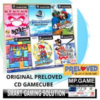 Original Preloved - CD Nintendo Gamecube/ Kaset Nintendo Gamecube JPN