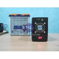 UPS + Stabilizer 650VA APC BX650LI-MS 2nd Modifikasi Aki External