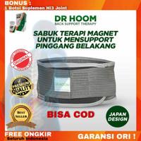 DR HOOM BACK SUPPORT TERAPHY SOLUSI SAKIT PINGGANG RESMI dan ORIGINAL - M