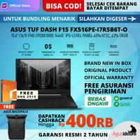 ASUS TUF Dash F15 FX516PE i7-11370H RTX 3050Ti 16GB 512GB 144Hz 15.6