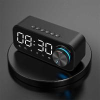 Jam Digital Lengkap Dengan Alarm dan Bluetooth Speaker Usb Type C