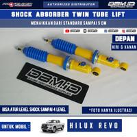 Shock Absorber Profender Toyota Hilux Double Cabin bag Depan +2