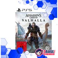 PS5 Assassin's Creed Valhalla (Region 2/Euro/English)